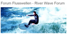 Flusswellenforum